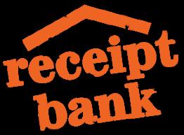 Reciept Bank Logo Certified Partner